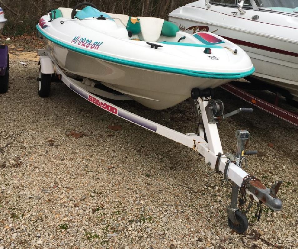 1996 - SeaDoo Boats - Speedster in Ridgeland, MS