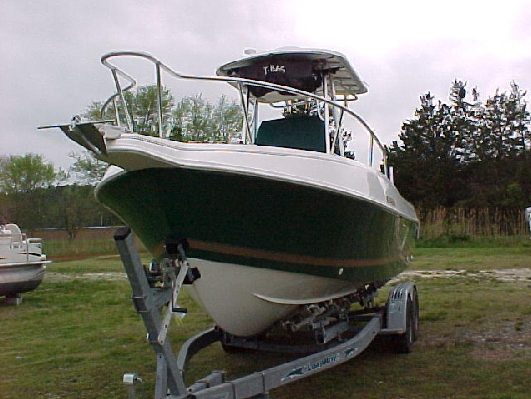 1998 24 Aqua Sport 245 For Sale In Ocean City Maryland