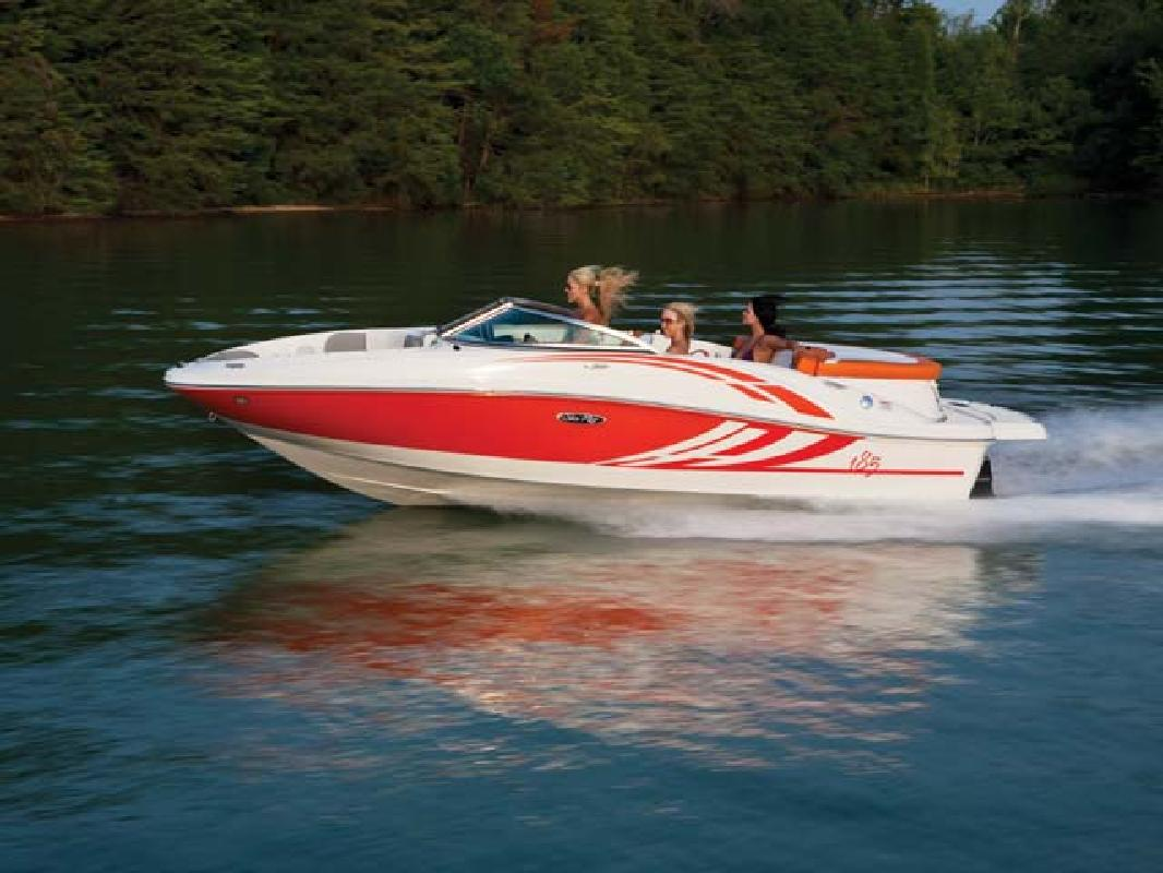 2011 19' Sea Ray Sport Boat 185 Sport