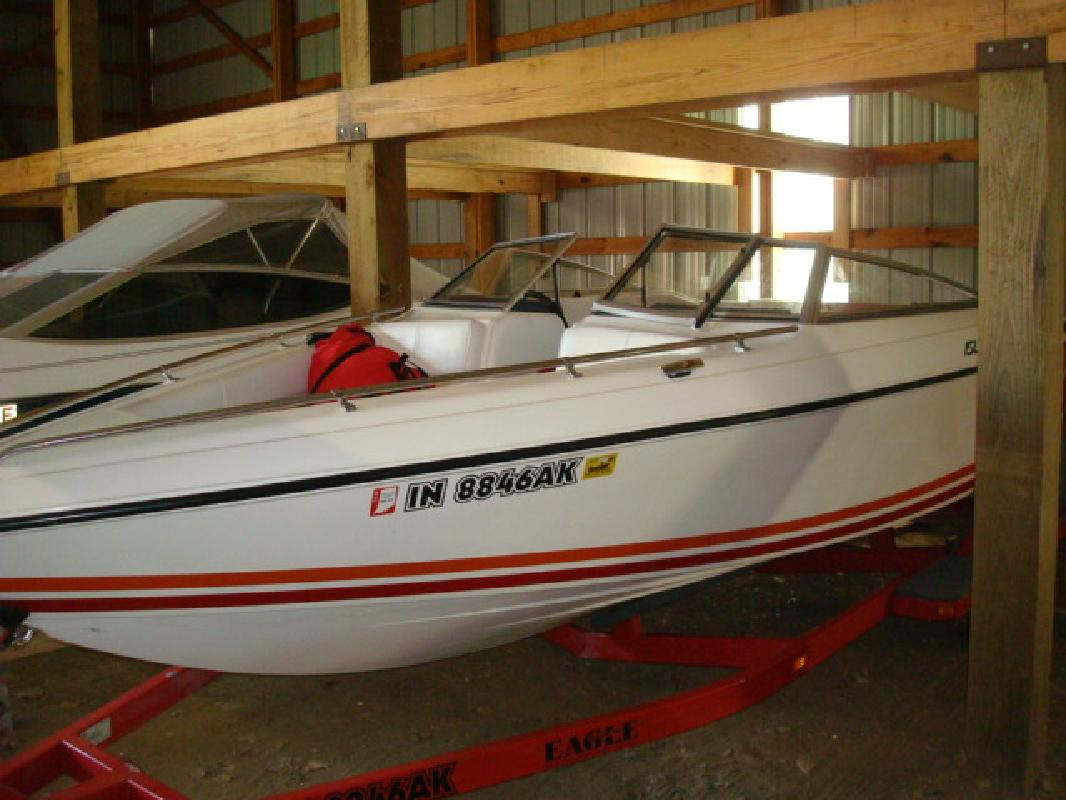 1989 19' Baja Performance Boats sport boat 190 islander in Syracuse, Indiana