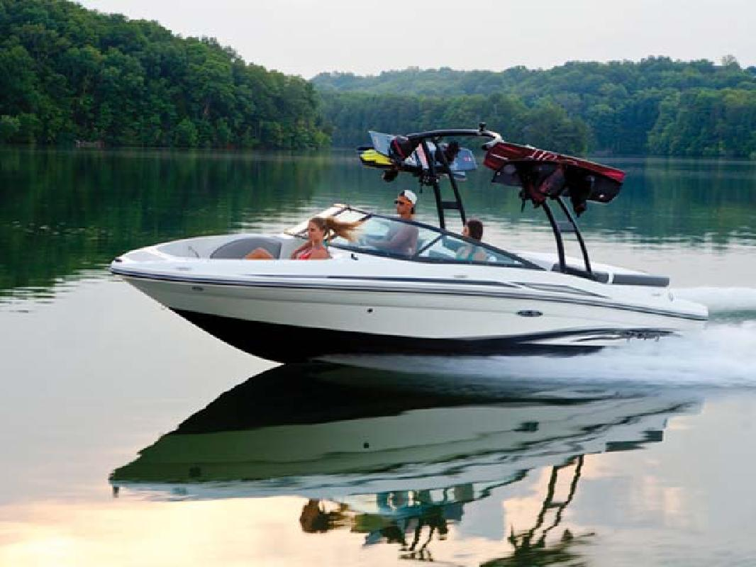 2012 21' Sea Ray Sport Boat 205 Sport
