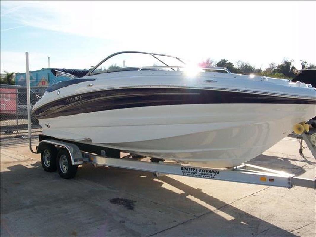 2008 22' Azure Sport Boat 220