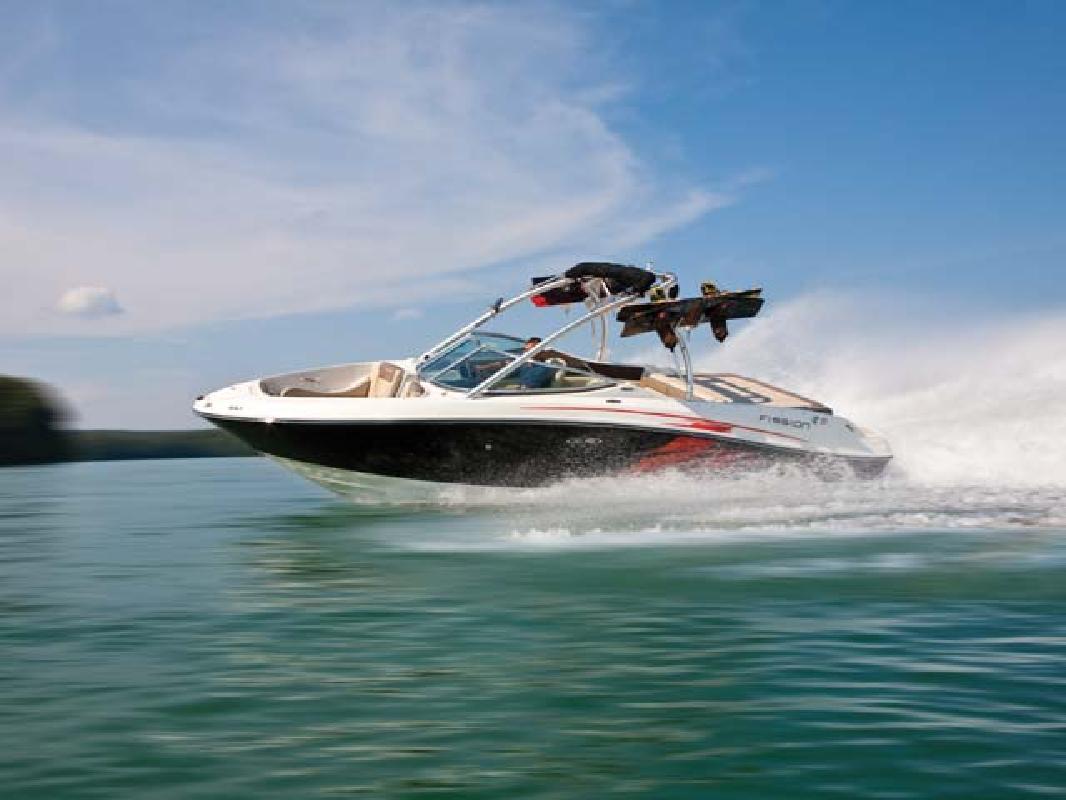 2012 23' Sea Ray Sport Boat 230 SLX