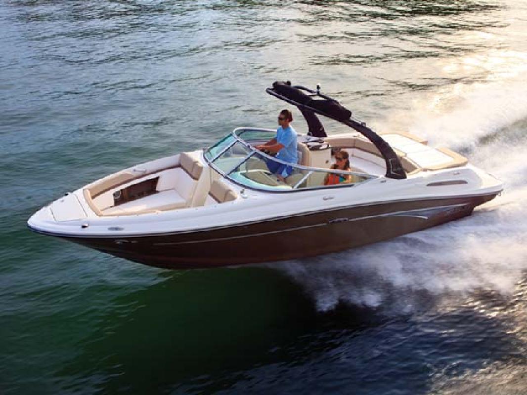 2012 26' Sea Ray Sport Boat 250 SLX