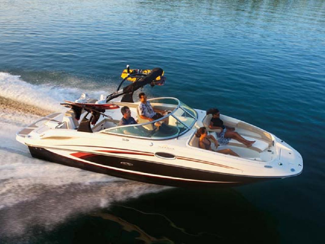 2012 26' Sea Ray Sport Boat 260 Sundeck