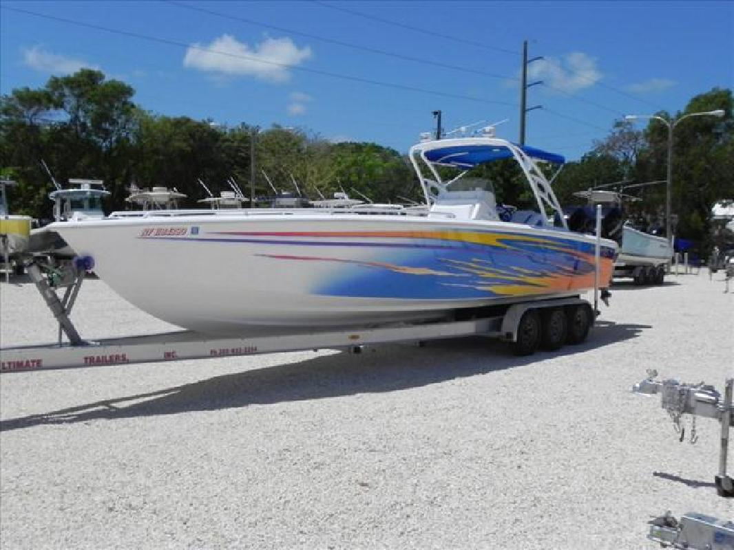2005 36 Concept Boats Sport Boats 36 Pr For Sale In Key