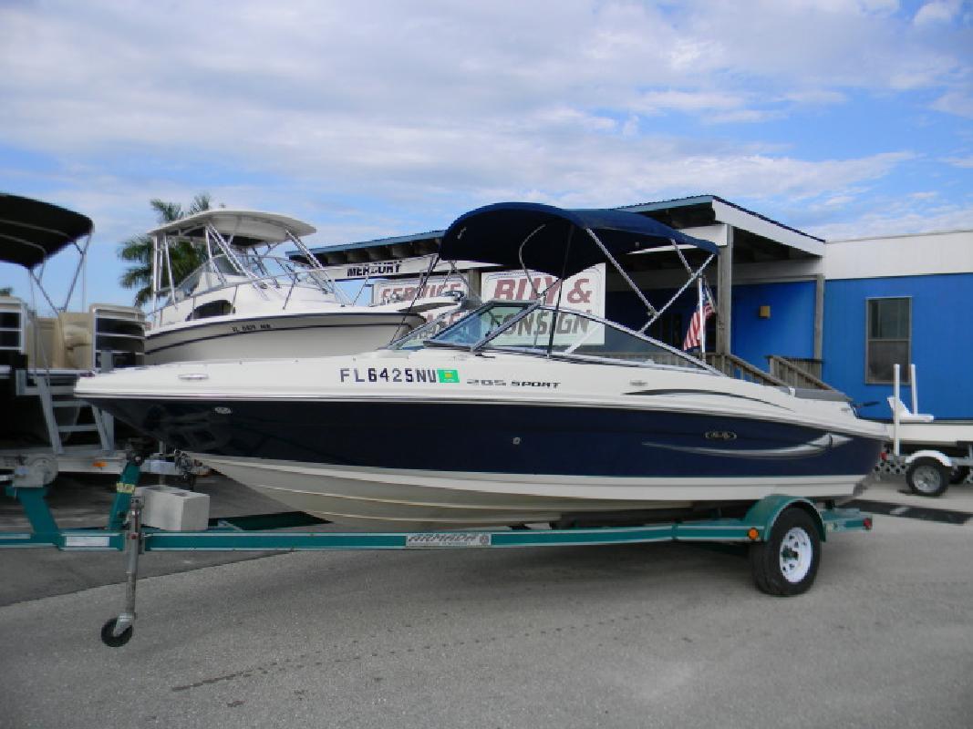 2008 - Sea Ray Boats - 205 Sport BR in Cape Coral , FL