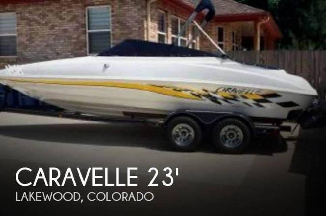 2002 Caravelle Boats 232 Interceptor Sport Cabin Lakewood CO