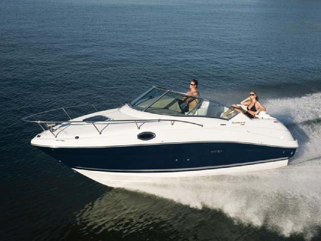 2010 24' Sea Ray Sport Cruiser 240 Sundancer