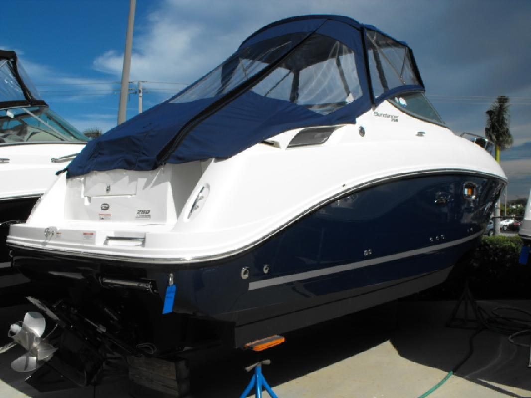 2012 26' Sea Ray Sport Cruiser 260 Sundancer