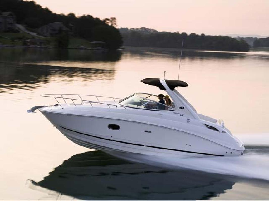 2010 28' Sea Ray Sport Cruiser 280 Sundancer