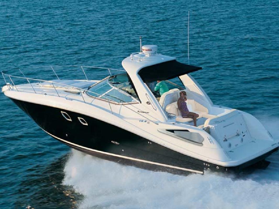 2012 35' Sea Ray Sport Cruiser 350 Sundancer
