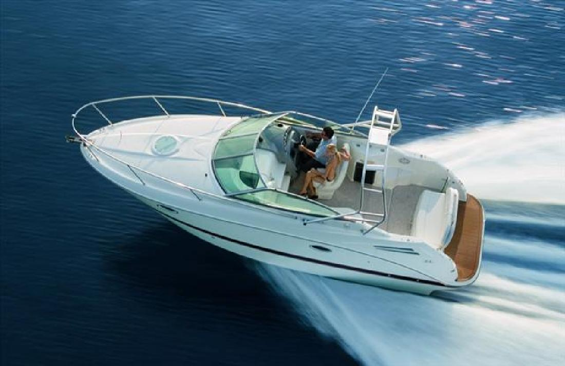 2007 27' Maxum-U.S. Marine Sport Cruisers 2600 SE