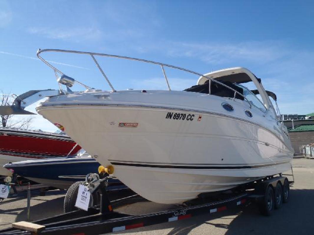 2005 28' Sea Ray Sport Cruisers 260 Sundancer