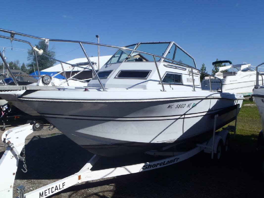 1987 - Winner Boats - 2280 Sport Cuddy in Au Gres, MI