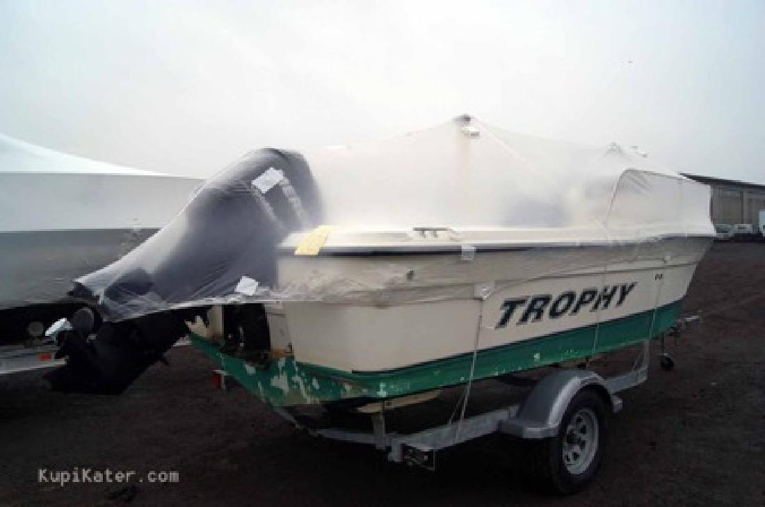 17000 2008 Trophy 1802WA Walkaround Sport Fishing Boat