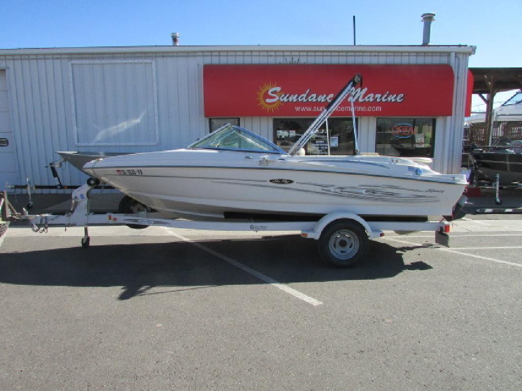 2004 Sea Ray Boats 180 Sport Grand Junction CO
