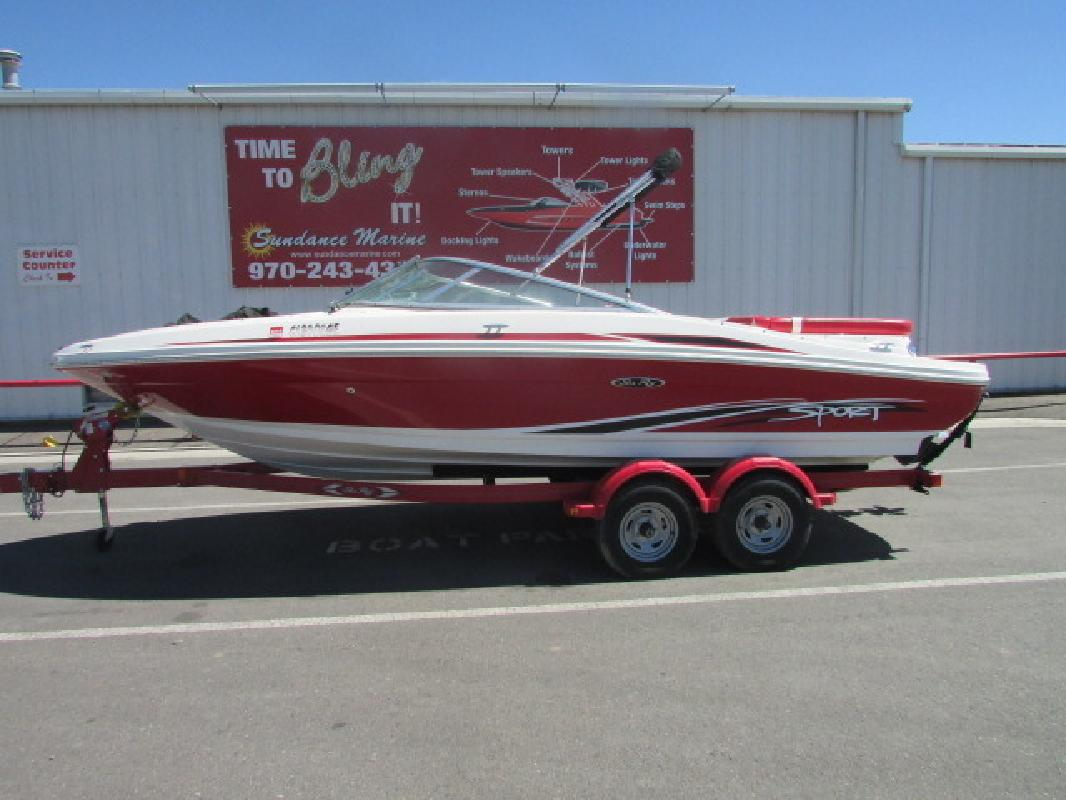 2011 Sea Ray Boats 205 Sport Grand Junction CO