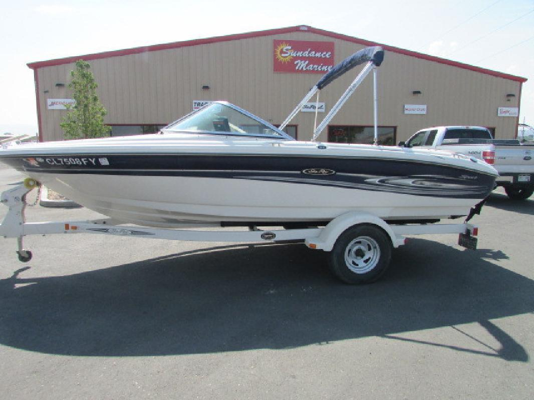 2005 Sea Ray Boats 185 Sport Grand Junction CO