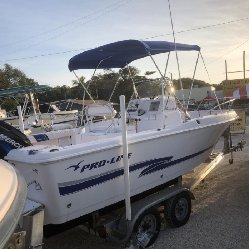 2002 - Pro-Line Boats - 20 Sport in Key Largo, FL