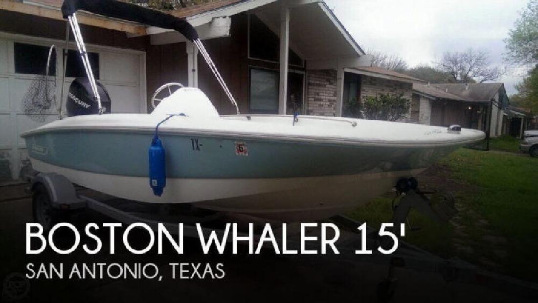 2012 Boston Whaler 150 Super Sport San Antonio TX