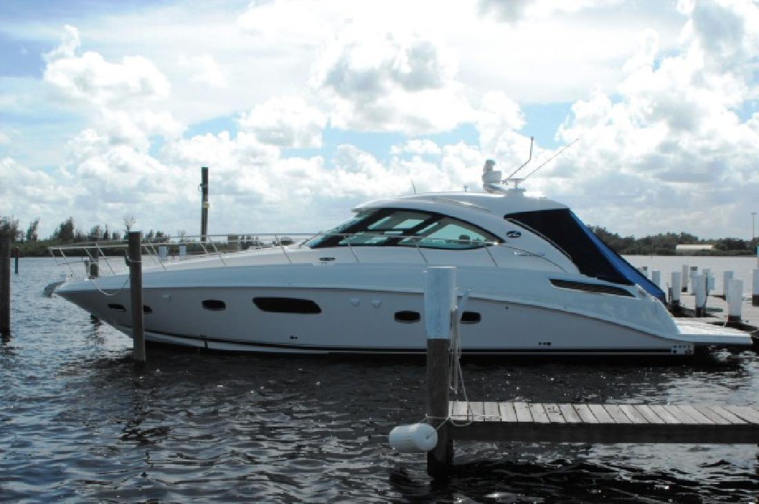 2012 47' Sea Ray Sport Yacht 470 Sundancer