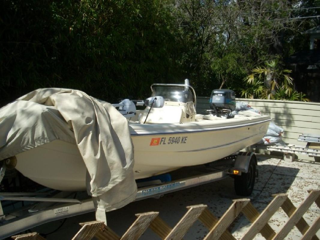 1998 - Scout Boats 177 Sportfish in Tampa, FL