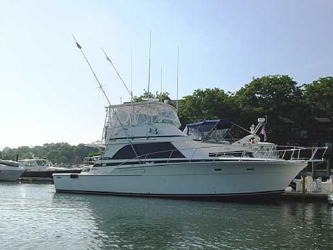1978 46' Bertram Yachts SPORTFISH JUST PRICE REDUCED