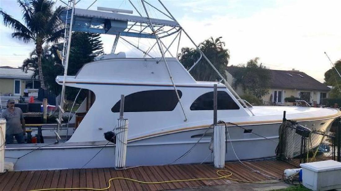 1995 WHITICAR 56 Sportfish Miami FL