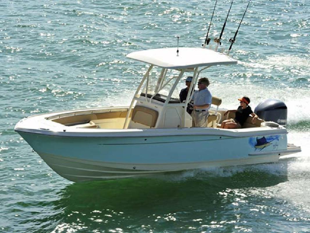 2012 24' Scout Boats Sportfish/XSF 245 XSF in Huron, Ohio