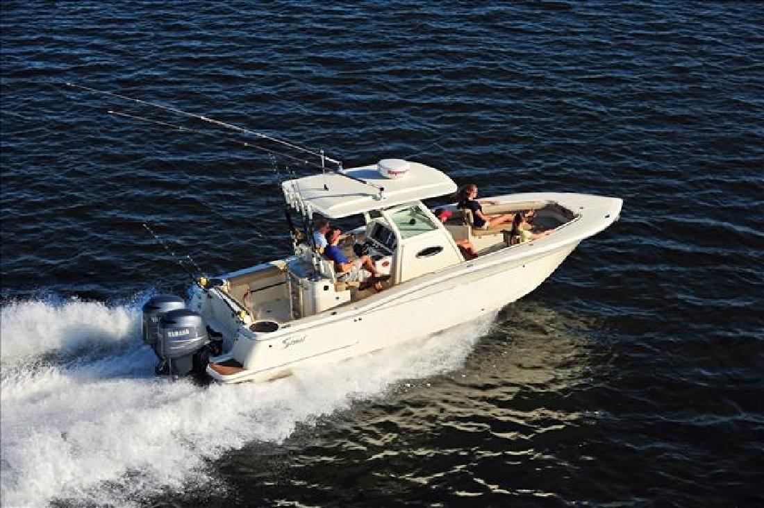 2012 27' Scout Boats Sportfish/XSF 275 XSF in Huron, Ohio