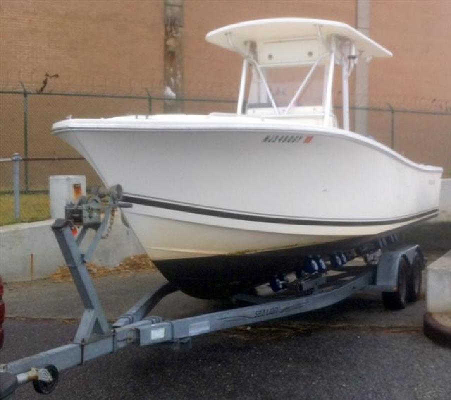 2006 23' Regulator Marine Sportfishing Boat 23 Classic for sale in