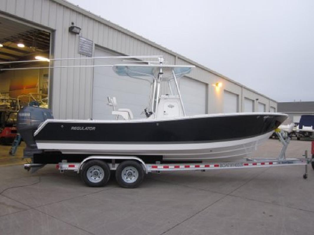 2008 24' Regulator Marine Sportfishing Boat 24 FS. Contact the seller