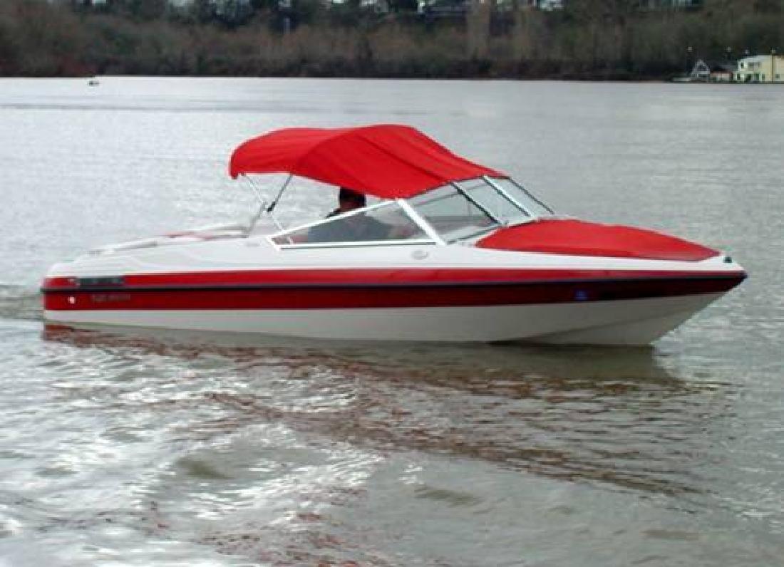 2000 17' Bluewater Sportfishing Boats Falcon