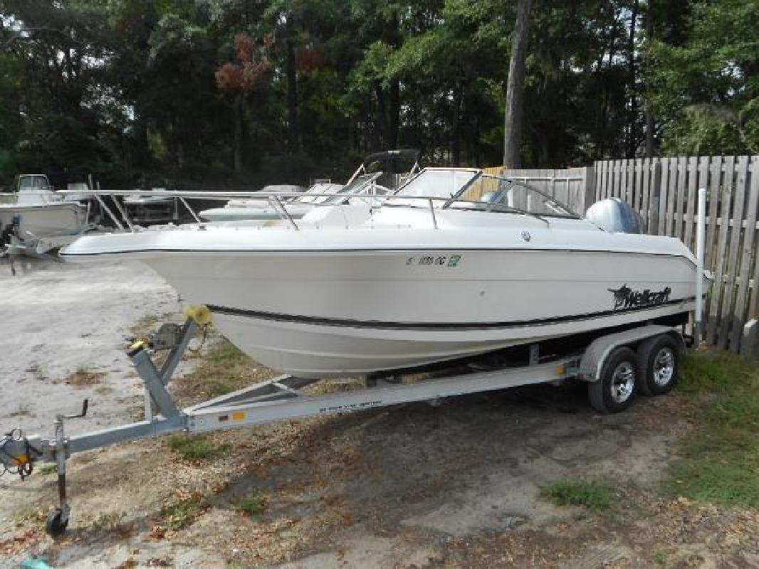 2000 WELLCRAFT 210 Sportsman Beaufort SC