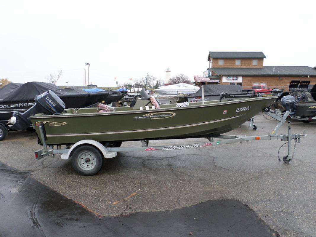 2002 Triumph Boats 170 Sportsman Fenton Mi For Sale In