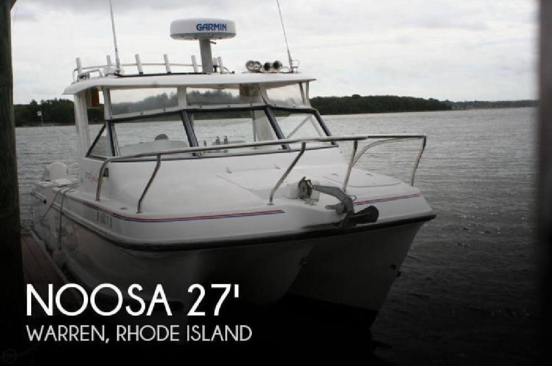 1999 Pro-Line Boats 2700 Sportsman Warren RI