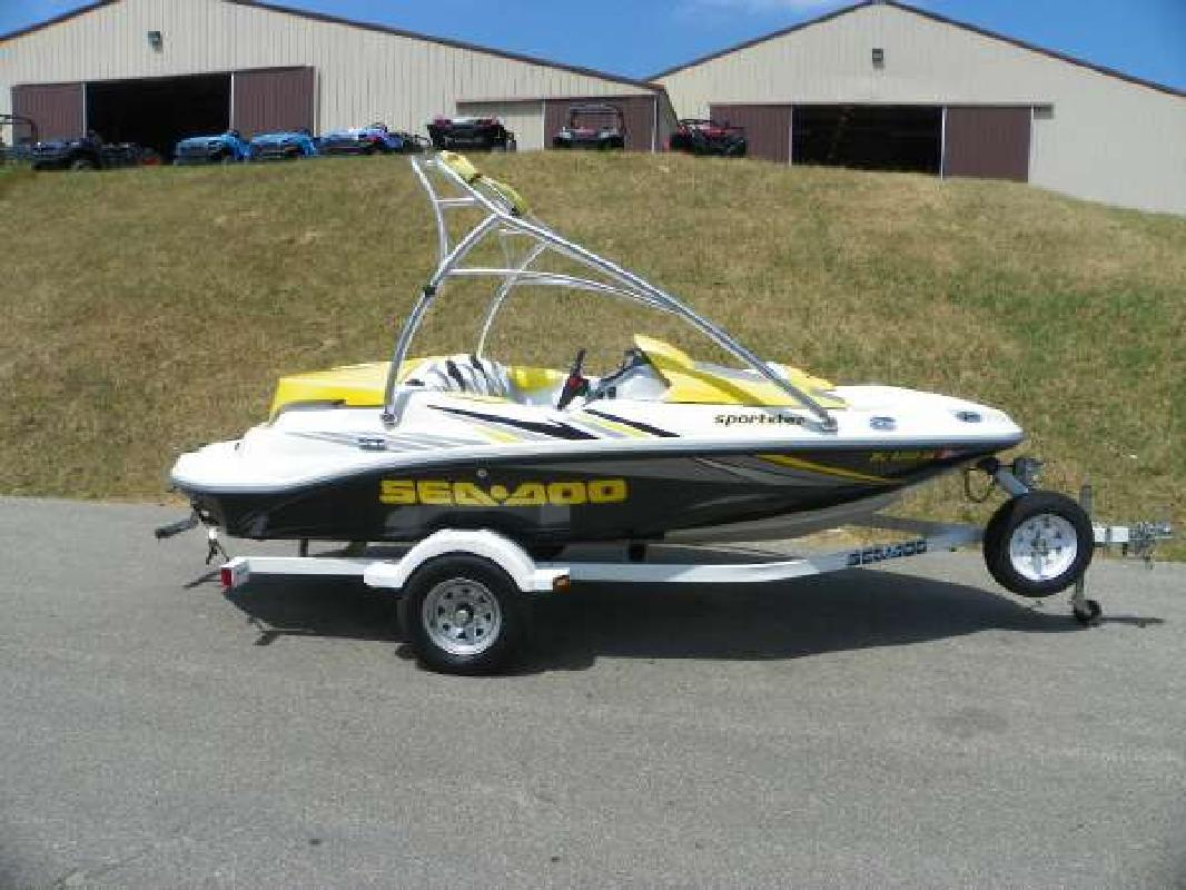 Seadoo Prices >> 2006 15' Sea Doo Sportster SCIC (215 hp) for sale in ...