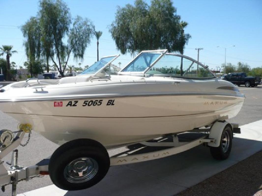 $10,800 1999 Maxum 1900 SR Bow Rider for sale in Mesa
