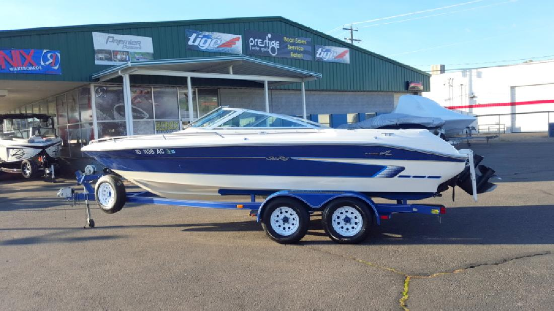 1995 - Sea Ray Boats - 200 SS Bow Rider in Boise, ID