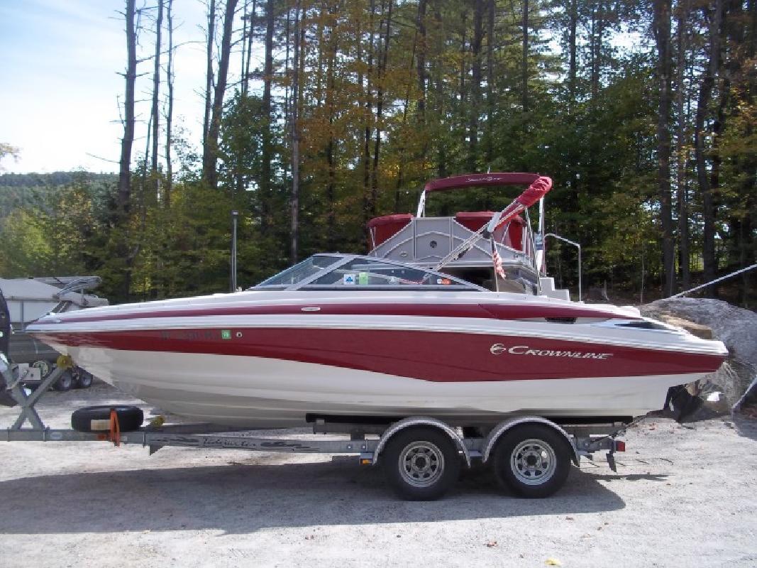 2012 - Crownline Boats - 215 SS in Brant Lake, NY