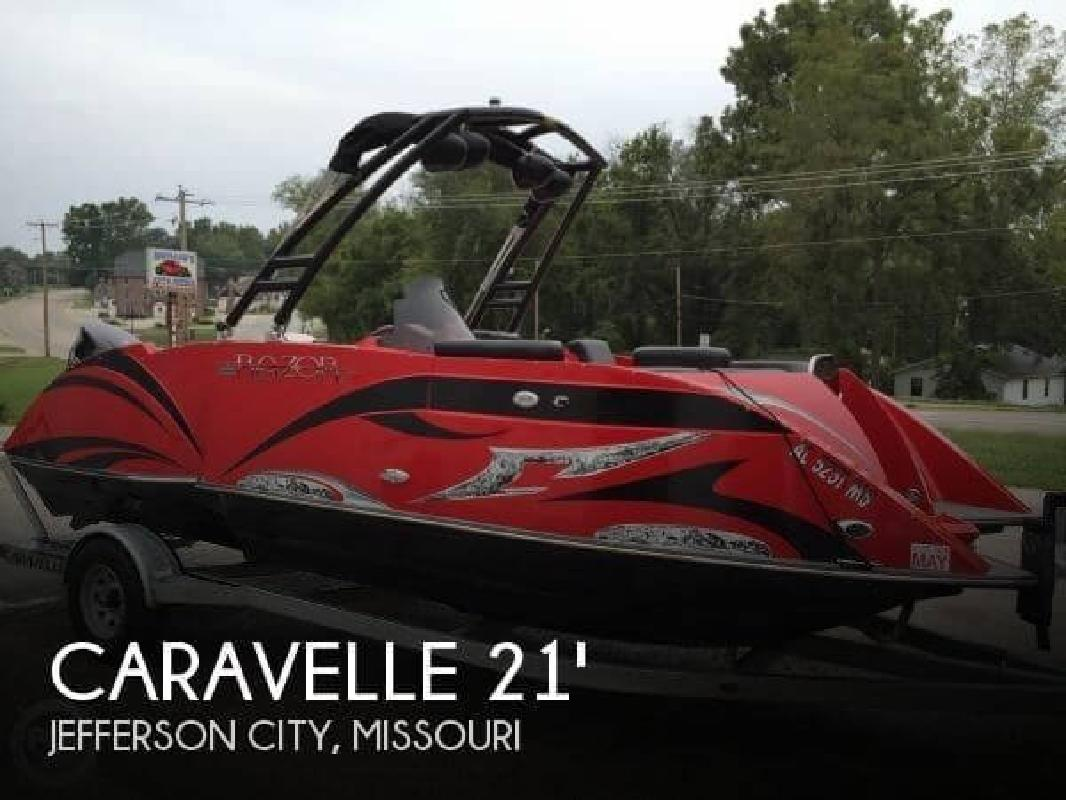 2014 Caravelle Boats Razor 219 SS Jefferson City MO