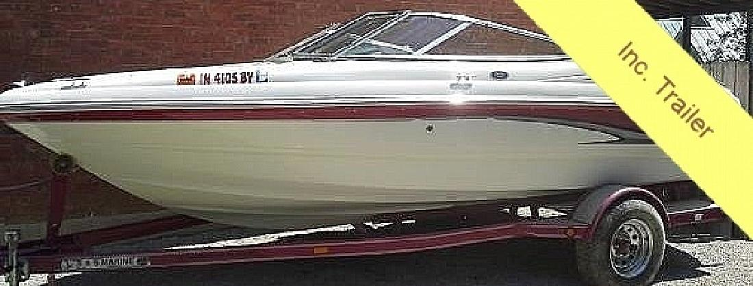 2003 Chaparral Boats 183 Ss Jeffersonville IN