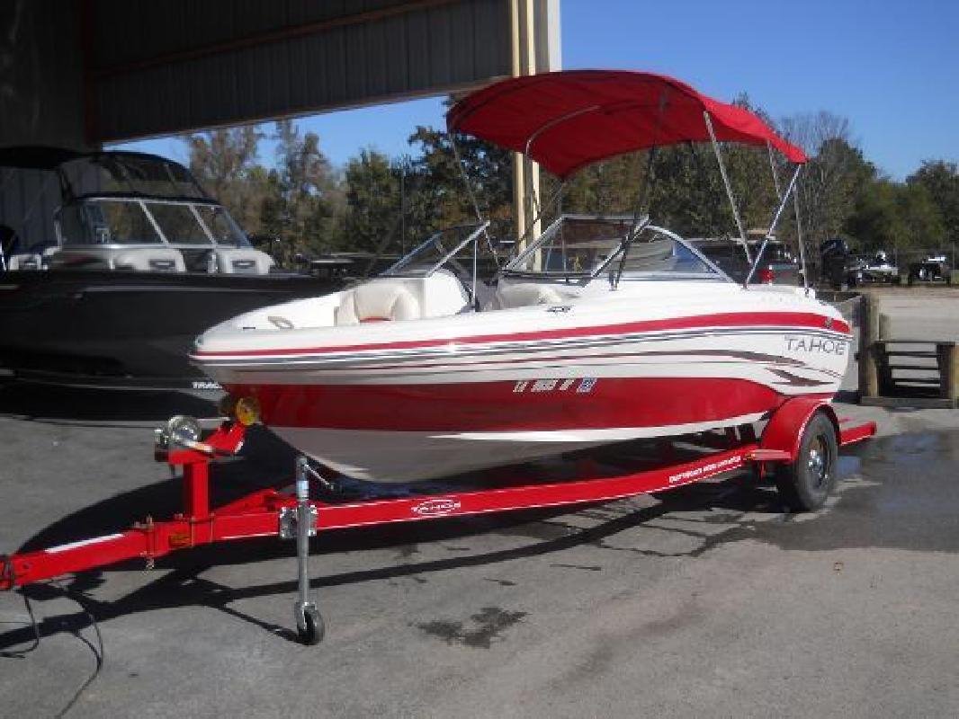 Tahoe new and used boats for sale in texas for Fish and ski boats for sale craigslist