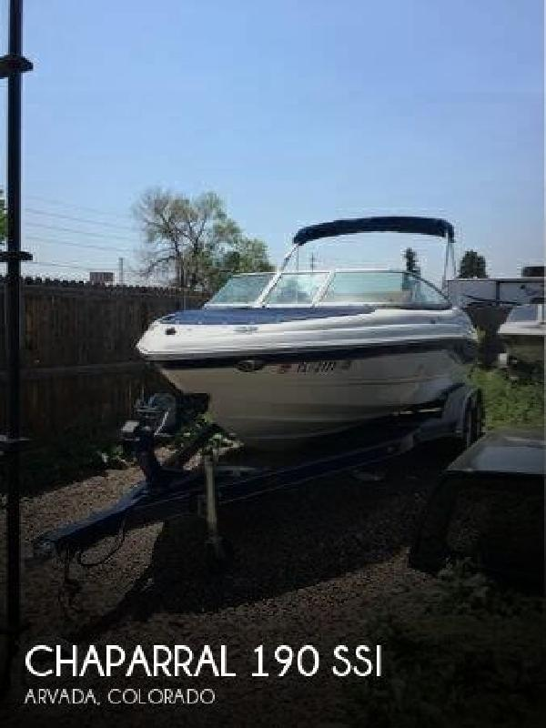 2005 Chaparral Boats 190 SSI Arvada CO