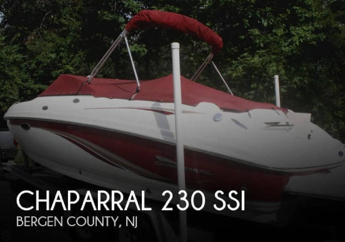 2004 Chaparral Boats 230 SSI Franklin Lakes NJ