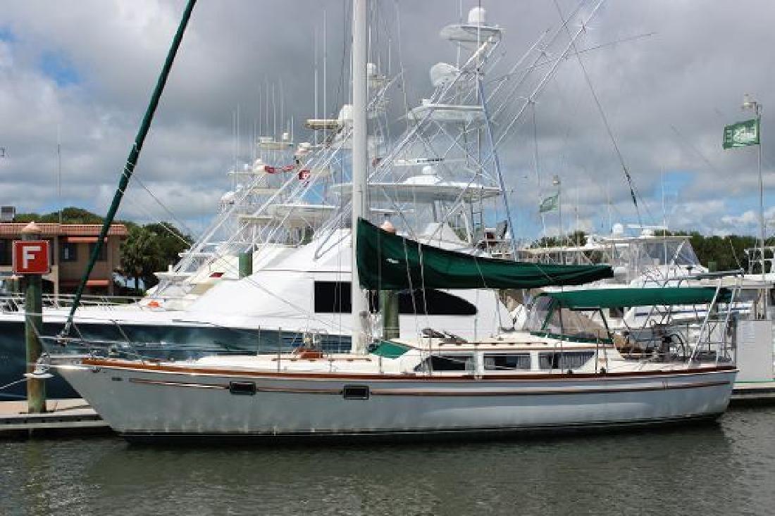 1981 Gulfstar 39 Sailmaster St Augustine FL