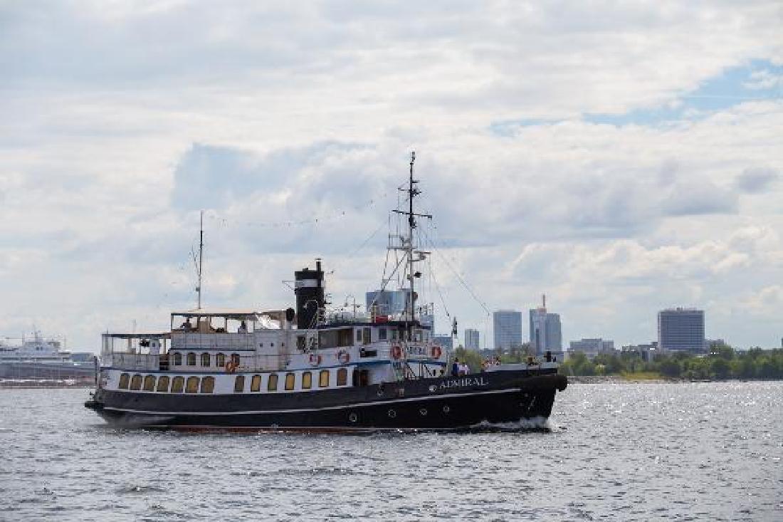 1955 Admiral 100 Steamship Palmetto FL