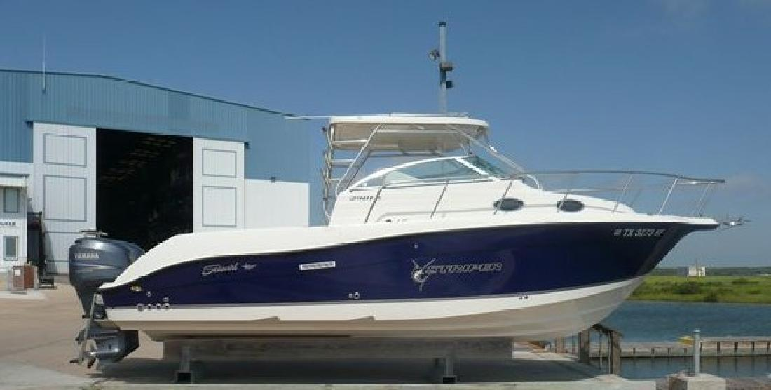 2005 29' Seaswirl Boats Striper 2901 WA