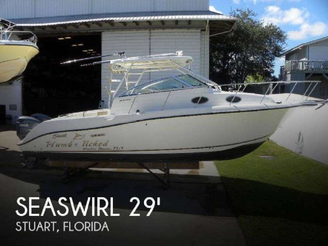 2004 Seaswirl Boats 2901 Striper Stuart FL